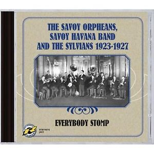 Everybody Stomp (1923-1927) The Savoy Orpheans Audio CD
