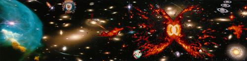 Hubble Mural/Hubba Bubba