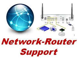 Network router support wifi solution technician in Dubai