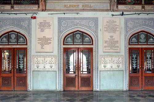 India - Rajasthan - Jaipur - Central Museum Jaipur - 6