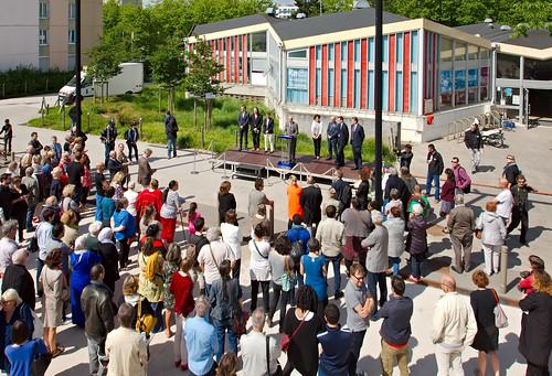 Inauguration de VOST