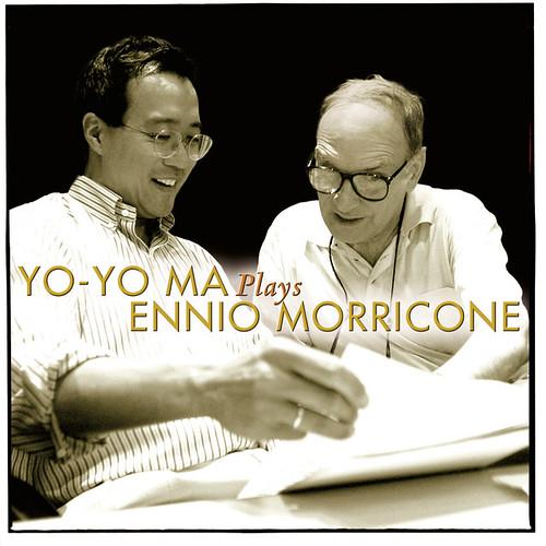 Saved on Spotify: The Mission: Gabriel's Oboe by Ennio Morricone, Yo-Yo Ma, Roma Sinfonietta