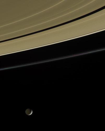 Mimas & Rings