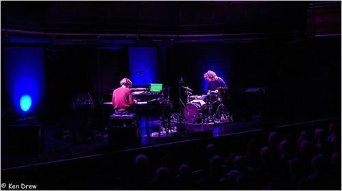 SCHNTZL at the Gateshead International Jazz Festival 2018 - 8th