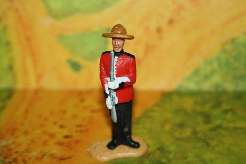 Timpo Dabro Canadian Mountie
