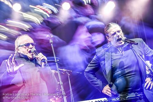 Koncert pre Jana a Martinu @ Bratislava 4.3.2018