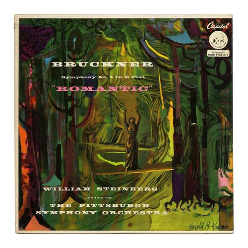 Bruckner Symphony No. 4 in E Flat