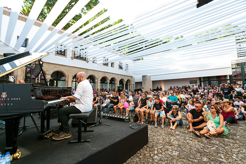 MIMO Amarante 2018 - Pablo Lapidusas International Trio (Palco Museu Amadeo de Souza-Cardoso)