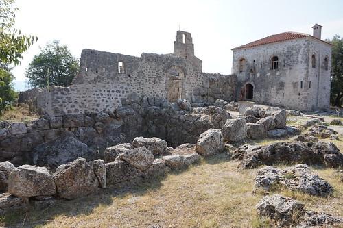 Acherontas Nekromanteion (entrance)