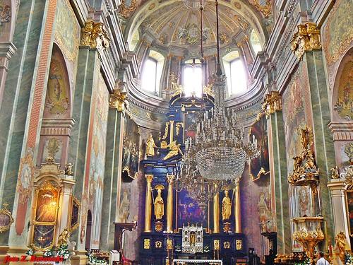 Archcathedral of St. John Baptist and St. John Evangelist - interior