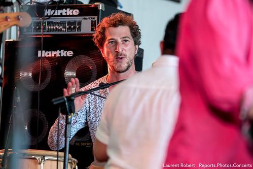 Festival Tempo Latino, Vic Fezensac (France), Jour 1, 2018.07.26 (Cigarillos En El Shtruddle - Gangbé Brass Band - Angélique Kidjo)
