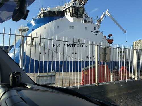 Aberdeen Harbour - Regent Quay