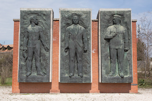 Monument to the Heroes of the Worker's Movement