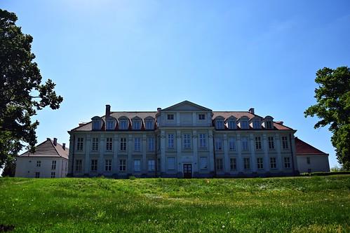 the Kuyavian Bishops' Palace in Wolbórz