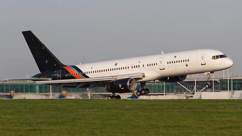 G-POWH   Titan Airways   EGSS