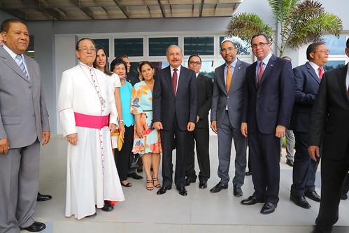 En Higüey, presidente Danilo Medina asiste a inauguración nuevo edificio Universidad Católica del Este