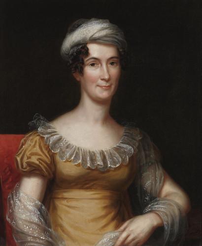 Portrait of Anne Dade Stith Bolling
