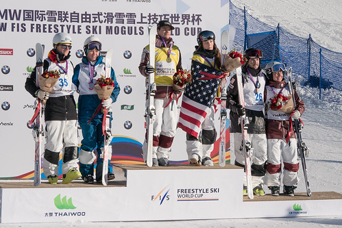Thaiwoo moguls World Cup 2017