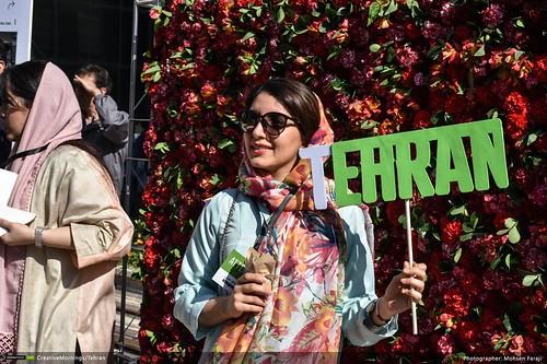 جشن یکسالگی صبح خلاق تهران