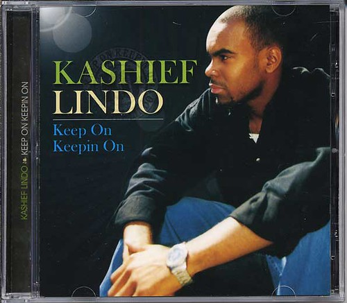 Kashief Lindo - Keep On Keepin On