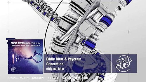 Eddie Bitar, Psycrain - Generation - SpinTwistRecords #YouTube #SpinTwistRec #LuigiVanEndless #Demo #Video #Promotion #Label #Music #ElectronicMusic #Spotify #Beatport #SpinTwist #Spin #Twist #Records https://youtu.be/Wv39UoBHza0 Subscribe to Spin Twist: