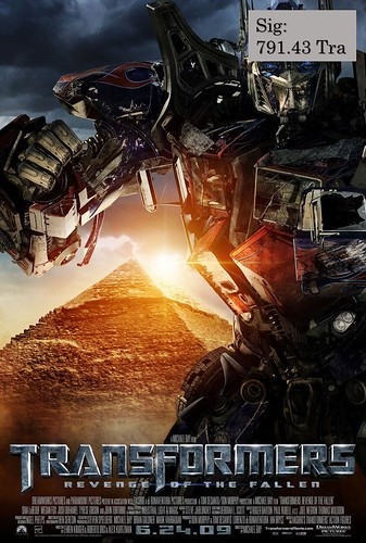 Transformers: Revenge of the fallen-La venganza de los caídos