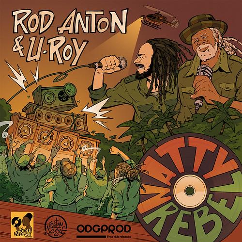 Rod Anton & U - Roy - Natty Rebel